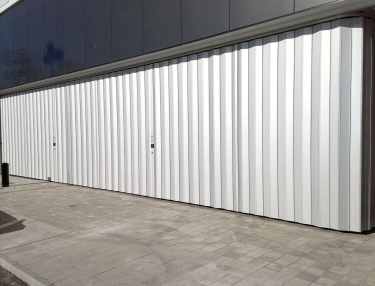 aluminium sliding shutters for external use