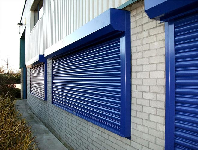 Armourguard C1 Security Roller Shutter