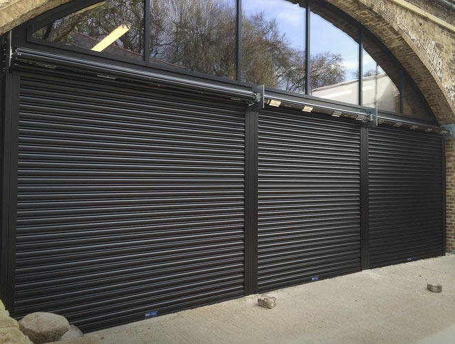Armourguard C1 Security Shutter