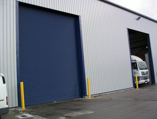 Armourguard Industrial Door C1