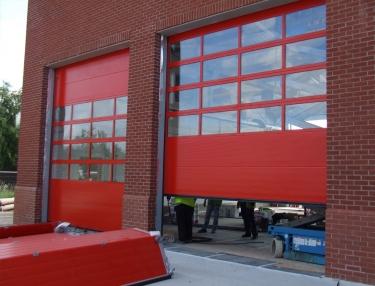 big-red-s-door
