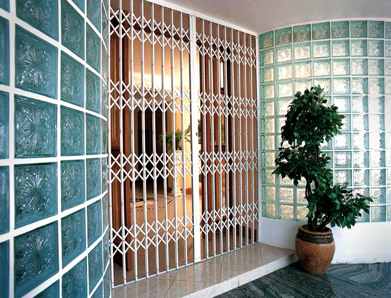 security grilles for high security