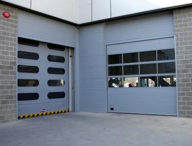 rapid roller shutter doors