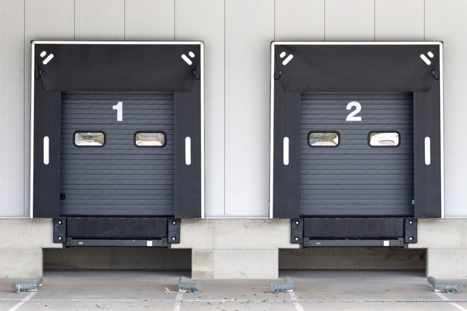 loading door installation